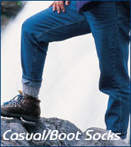 Casual/Boot Socks
